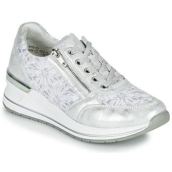 Cipők Női Rövid szárú edzőcipők Remonte Dorndorf SALAN Ezüst