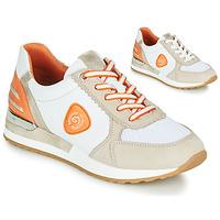 Cipők Női Rövid szárú edzőcipők Remonte Dorndorf POLLUX Fehér / Szürke / Narancssárga