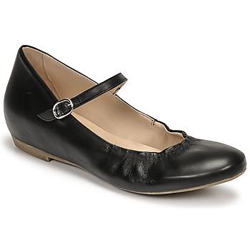 Cipők Női Balerina cipők  Casual Attitude OLIVIA Fekete