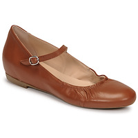 Cipők Női Balerina cipők  Casual Attitude OLIVIA Teve