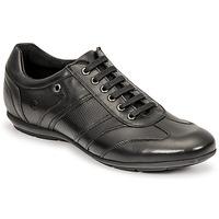 Cipők Férfi Oxford cipők Casual Attitude ODEO Fekete
