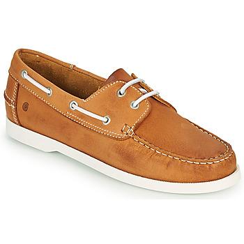 Cipők Férfi Vitorlás cipők Casual Attitude REVORO Teve