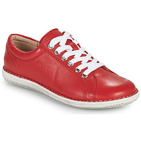 Cipők Női Oxford cipők Casual Attitude OULETTE Piros
