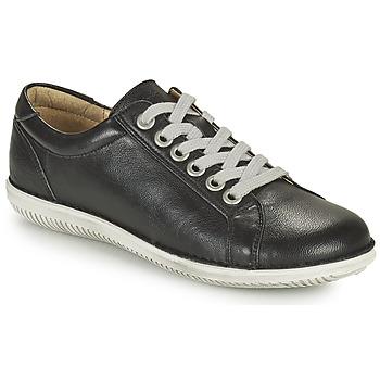 Cipők Női Oxford cipők Casual Attitude OULETTE Fekete