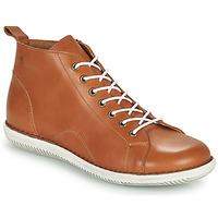 Cipők Női Csizmák Casual Attitude OUETTE Teve