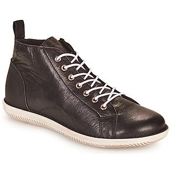 Cipők Női Csizmák Casual Attitude OUETTE Fekete