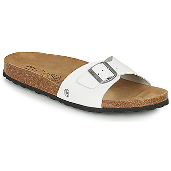 Cipők Férfi Papucsok Casual Attitude OMI Fehér