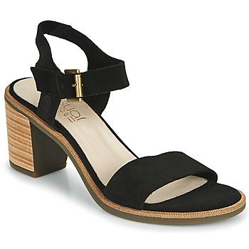Cipők Női Szandálok / Saruk Casual Attitude CAILLE Fekete