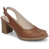 Cipők Női Félcipők Casual Attitude OLEA Teve