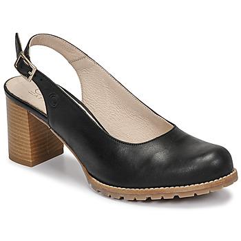 Cipők Női Félcipők Casual Attitude OLEA Fekete