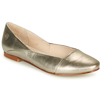 Cipők Női Balerina cipők  Casual Attitude TOBALO Bronz