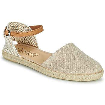 Cipők Női Szandálok / Saruk Casual Attitude ONINA Arany