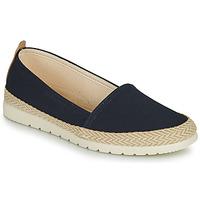 Cipők Női Gyékény talpú cipők Casual Attitude ONINON Tengerész