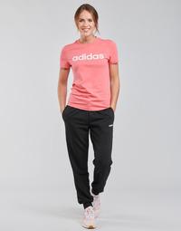 Ruhák Női Futónadrágok / Melegítők adidas Performance W E PLN PANT Fekete