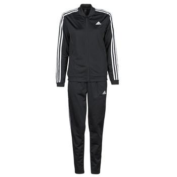 Ruhák Női Melegítő együttesek adidas Performance W 3S TR TS Fekete