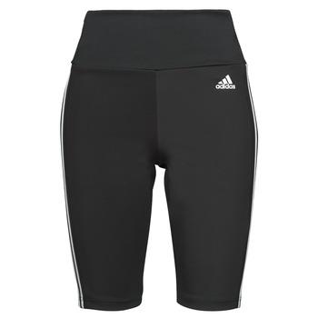 Ruhák Női Legging-ek adidas Performance W 3S SH TIG Fekete
