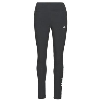 Ruhák Női Legging-ek adidas Performance W LIN LEG Fekete