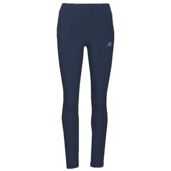 Ruhák Női Legging-ek adidas Performance W LIN LEG Kék
