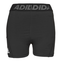 Ruhák Női Rövidnadrágok adidas Performance TF SHRT 3 BAR T Fekete