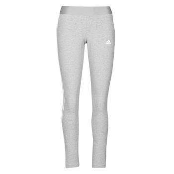 Ruhák Női Legging-ek adidas Performance W 3S LEG Szürke