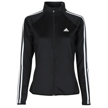 Ruhák Női Melegítő kabátok adidas Performance W 3S TJ Fekete