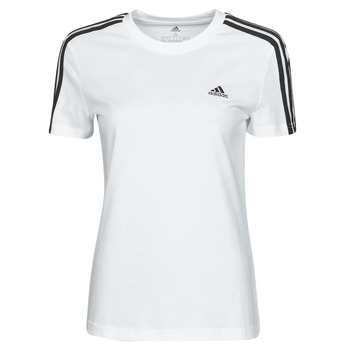 Ruhák Női Rövid ujjú pólók adidas Performance W 3S T Fehér