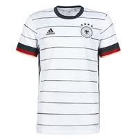 Ruhák Férfi Rövid ujjú pólók adidas Performance DFB H JSY Fehér