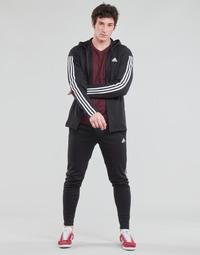 Ruhák Férfi Melegítő együttesek adidas Performance M Rib Tracksuit Fekete