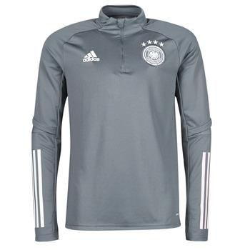 Ruhák Férfi Pulóverek adidas Performance DFB TR TOP Szürke