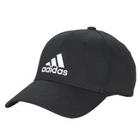 Textil kiegészítők Baseball sapkák adidas Performance BBALL CAP COT Fekete