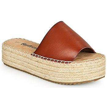 Cipők Női Papucsok Refresh ETINNA Teve