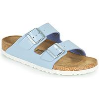 Cipők Női Papucsok Birkenstock ARIZONA Kék
