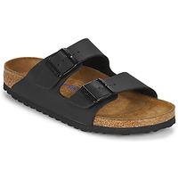 Cipők Női Papucsok Birkenstock ARIZONA SFB Fekete