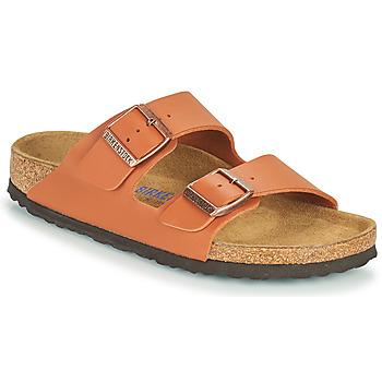 Cipők Női Papucsok Birkenstock ARIZONA SFB Barna