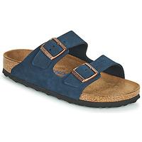 Cipők Női Papucsok Birkenstock ARIZONA SFB Kék