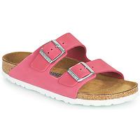 Cipők Női Papucsok Birkenstock ARIZONA SFB Rózsaszín