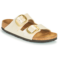 Cipők Női Papucsok Birkenstock ARIZONA BIG BUCKLE Fehér