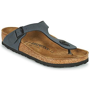 Cipők Női Lábujjközös papucsok Birkenstock GIZEH Szürke