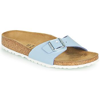Cipők Női Papucsok Birkenstock MADRID Kék