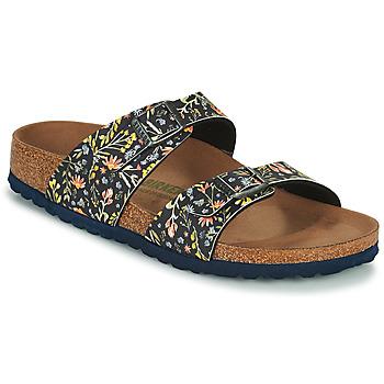 Cipők Női Papucsok Birkenstock SYDNEY Kék