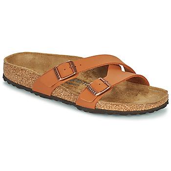Cipők Női Papucsok Birkenstock YAO BALANCE Barna