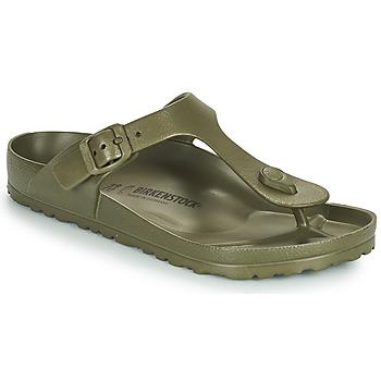Cipők Női Lábujjközös papucsok Birkenstock GIZEH EVA Keki