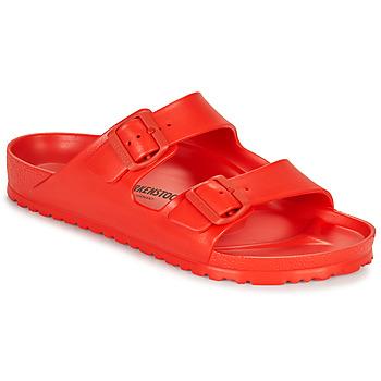 Cipők Férfi Papucsok Birkenstock ARIZONA EVA Piros