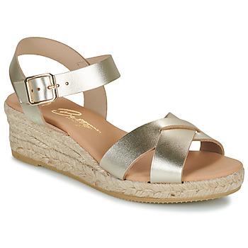 Cipők Női Szandálok / Saruk Betty London GIORGIA Arany