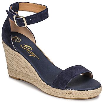 Cipők Női Szandálok / Saruk Betty London INDALI Tengerész