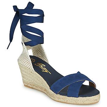 Cipők Női Szandálok / Saruk Betty London IDILE Tengerész