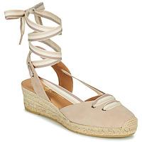 Cipők Női Szandálok / Saruk Betty London OJORD Bézs