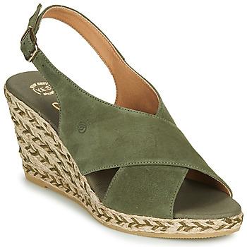 Cipők Női Szandálok / Saruk Betty London OHINDRA Keki