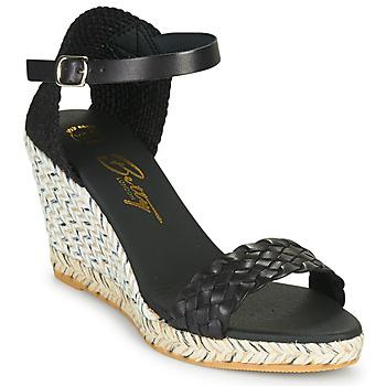 Cipők Női Szandálok / Saruk Betty London OBRENNA Konyak