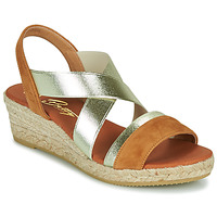 Cipők Női Szandálok / Saruk Betty London OLINDRE Konyak